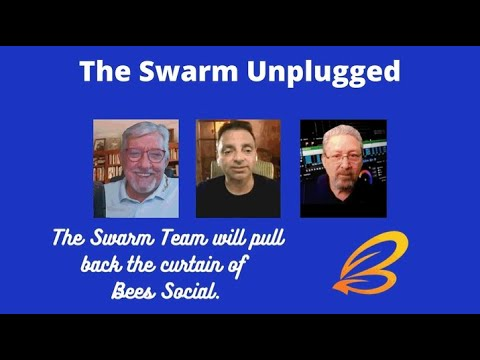The Swarm Team Pulls Back the Curtain on the Bees Social Community